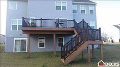 Let us build you a new deck that will stand the test of time... call us today for a quote! Anne Arundel MD Deck Contractor – ARH Decks (410) 718-0388