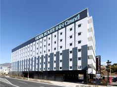 Nagano Hotel Route Inn Grand Ueda Ekimae Japan, Asia Ideally located in the prime touristic area of Ueda - Sugadaira, Hotel Route Inn Grand Ueda Ekimae promises a relaxing and wonderful visit. Both business travelers and tourists can enjoy the hotel's facilities and services. Service-minded staff will welcome and guide you at the Hotel Route Inn Grand Ueda Ekimae. Comfortable guestrooms ensure a good night's sleep with some rooms featuring facilities such as television LCD/pla...