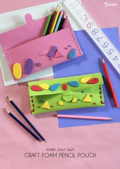 70b8b6d15 116 Best foam sheet crafts images in 2019 | Crafts, Crafts for kids ...