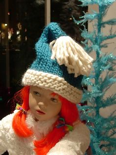 Whimsical Holiday Hat