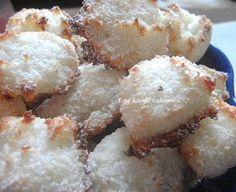 Egy kanál cukor: Kókuszcsók- maradék tojásfehérje felhasználása Cukor, Grains, Paleo, Muffin, Rice, Health, Recipes, Food, Health Care