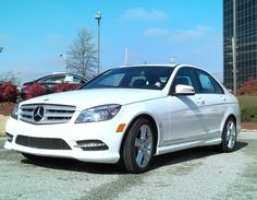 Stop by and take a look at this great Certified Pre-Owned Mercedes! The Arctic White 2011 C-300 features low mileage(7598) and a special financing offer of 1.99% for 66 months with approved credit through Mercedes-Benz Financial.