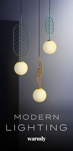 Modern Lighting from Warmly - 50% Off or More