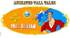 Enter the Animated Tall Tales world! Tall Tales, Center Ideas, Educational Videos, Media Center, Smart People, Nonfiction, Classroom Ideas, Literacy, Fairy Tales