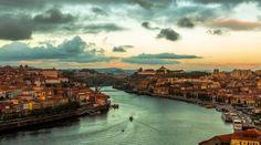 La ville de Porto comme vous ne l'avez encore jamais vue ! | Video here : http://alexblog.fr/time-lapse-porto-50017/