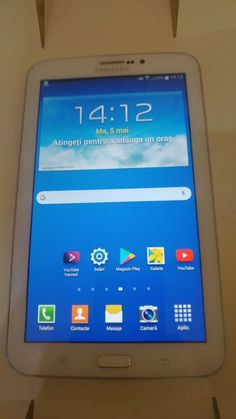 Tableta Samsung tab 3 sunt 211 Samsung Tabs, Simile, Laptop, Electronics, Tablet Computer, Laptops, Consumer Electronics