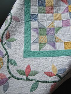 30's Reproduction Quilt