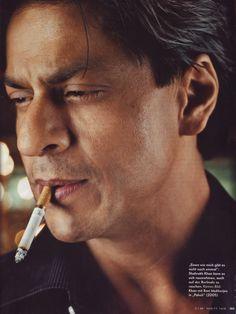 Got a light? #SRK #Shahrukh #Bollywood