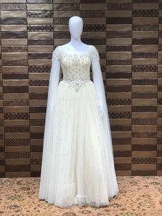 White Gowns, Facetime, Saree, Live, Wedding Dresses, House, Shopping, Fashion, Bride Dresses