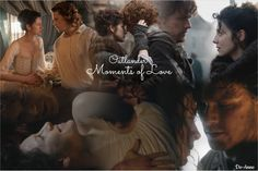 Moments of Love/Jamie & Claire