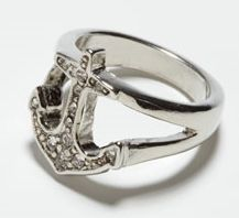Love this! anchor ring