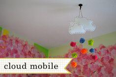 Crafted Love: weekend diys | cloud mobile