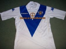 2003 2004 Brescia Away Football Shirt Adults Large Maglia Italy