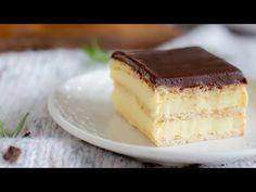 Szybkie, proste, bez pieczenia. Ciasto jak domowe lody waniliowe. - YouTube The Creator, Cheesecake, Baking, Youtube, Cook, Gastronomia, Recipes, Food, Cheesecakes