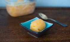 tangerine champagne sorbet by sassyradish, via Flickr