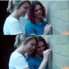 Allie and Bea, my favorite TV couple EVER