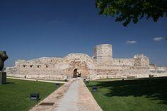 Castillo de Ayóo De Vidriales Zamora Spain.