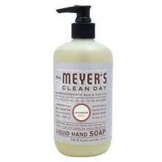 Mrs Meyers Clean Day Liquid Hand Soap Lavender TWO 12.5 oz pump bottles FS c204d8ccdf