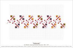 Semne Cusute: MOTIVE: fluturasi (P41, M13) Beading Patterns, Knitting Patterns, Folk Embroidery, Cross Stitch Borders, Hama Beads, Pixel Art, Diy And Crafts, Traditional, Quilts
