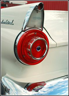 Thunderbird taillight