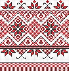 Exquisite-cross-stitch-patterns-10-vector-material-7021.jpg (600×622)