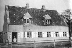 Nakskov, Svingelsvej 43 (1918) - arkitektens eget hus
