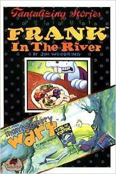 Jim Woodring: Frank In The River