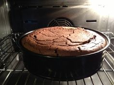 Make and share this Nigella Lawson Chocolate Chestnut Cake ( Gluten Free ) recipe from Food.com.