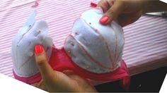 Hi Guys, Let's Make a Mermaid Top or Rave bra? Oie, H-Sama aqui! Vamos aprender como Fazer um top de Sereia?