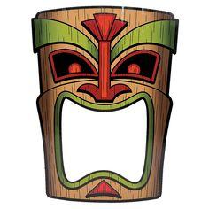 Uazaca, a mascara de Vogui