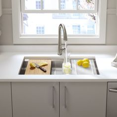 No Kitchen Remodel Is Complete Without A New Kitchen Sink