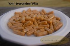 Simple pills based on turmeric that treat many common illnesses.  Easy to make and totally natural.