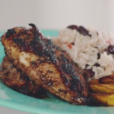 this Spicy Jerk Chicken recipe - cooked with of energy. You can track your energy use at home with a smart meter. Chicken Recipes, Bbq Chicken, Slow Cooker Recipes, Cooking Recipes, Healthy Recipes, Delicious Recipes, Healthy Food, Nigerian Food, Finger Food