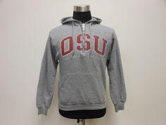 Vtg Russell Athletic Ohio State University Buckeyes Hoody Sweatshirt sz S Small #RussellAthletic #OhioStateBuckeyes  #tcpkickz