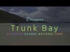 Trunk Bay Beach, St