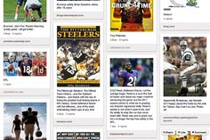NFL Kickoff, via the Official Pinterest Blog