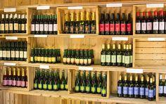 Alitalon Viinitila, Wine Bottles | by visitsouthcoastfinland #visitsouthcoastfinland #Lohja #Finland #wine #viini