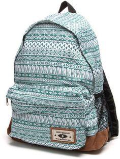 Ethnic print backpack / ShopStyle: ロコンドウェブショップ スプルース SPRUCE