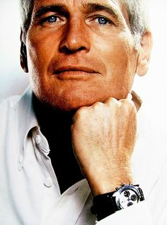Paul Newman. (you already have this one, but not as close up.) sfba