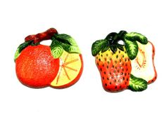 Orange you Glad I didn't Say Banana? by Lisa on Etsy