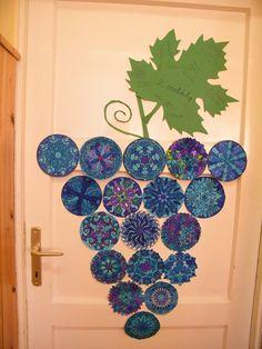 Autumn Crafts, Fall Crafts For Kids, Autumn Art, Crafts To Make, Arts And Crafts, Fun Activities For Kids, Art Activities, Quiet Time Boxes, Fall Art Projects