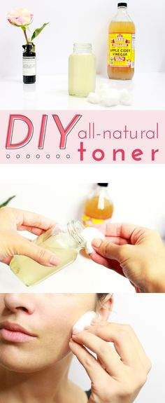 Toners may often be considered a nonessential part of a skin-care regimen, but a good toner can actually make a difference. Keep it all-natural with this DIY recipe that is quick and easy to make. http://www.ehow.com/ehow-style/blog/diy-all-natural-toner/?utm_source=pinterest.com&utm_medium=referral&utm_content=blog&utm_campaign=fanpage