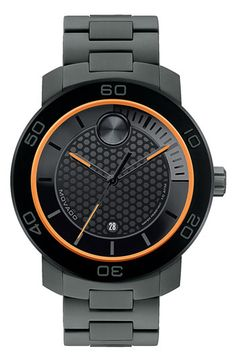 Movado 'Bold' Bracelet Watch available at #Nordstrom