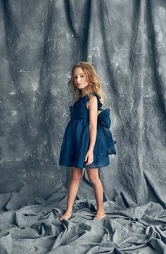 Nellystella Love Mae Dress in Insignia Blue – The Girls @ Los Altos