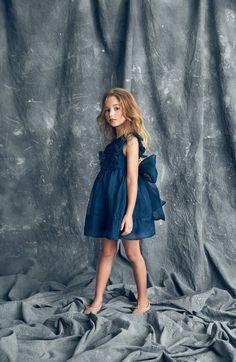 Nellystella Love Mae Dress in Insignia Blue – The Girls @ Los Altos