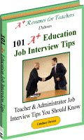 Strategies For Different Types of Teacher Job Interviews