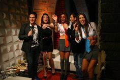 Quiero mi Fiesta - Canal 13 Canal 13, Leather Skirt, Skirts, Fashion, June, Te Quiero, Get Well Soon, Fiesta Party, Pictures