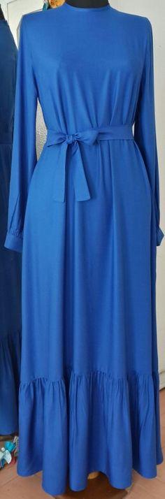 eteği büzgülü elbise