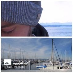 Go enjoy the view. #makeithappen #beanie #twotone #boats #getoutthere