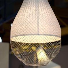 Rick Tegelaar's Meshmatics lamps